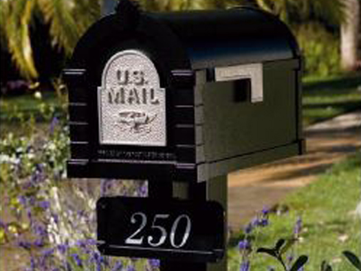 cool residential mailboxes. Gaines Mailboxes Cool Residential