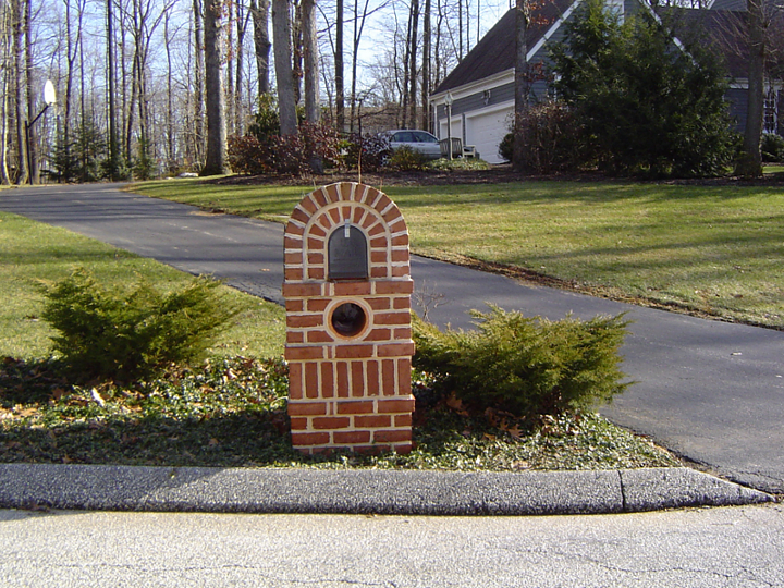 Top Notch Mailbox Co Of Maryland